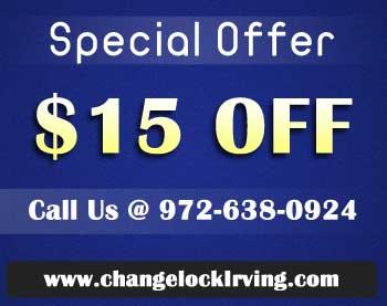 Change Lock Irving Coupon